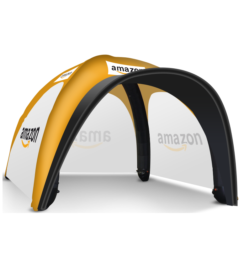 Outdoor Inflatable Dome Tents & Advertising Inflatable Tents - Tentprint
