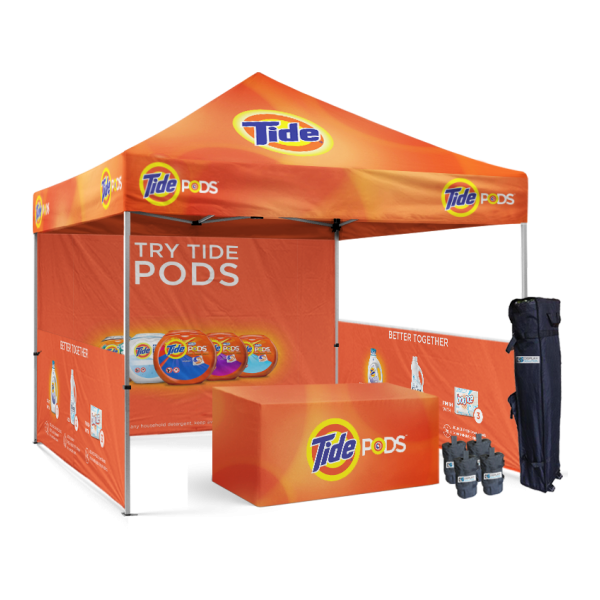 event pop up tent