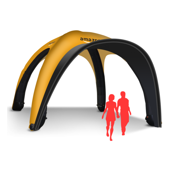 Promo inflatable tent