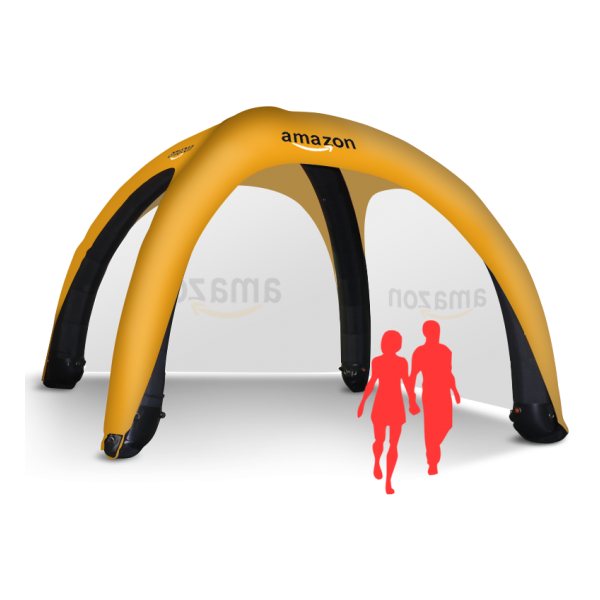Business inflatable tent