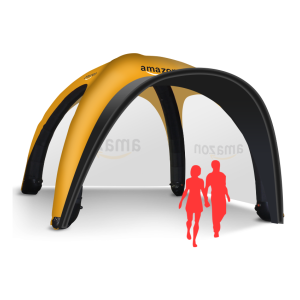 Advertising inflatable tent
