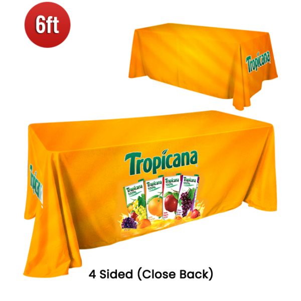Advertising Table Cover