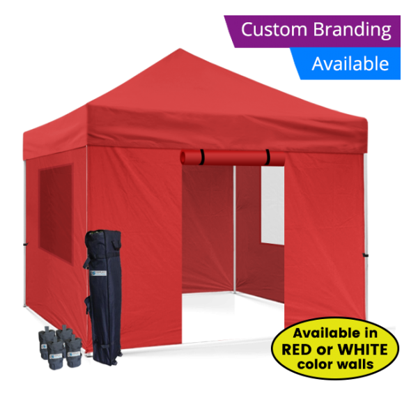 10x10 Solid Color Emergency Medical Tent
