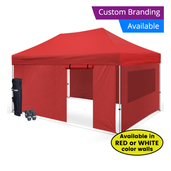 10x15 Solid Color Emergency Medical Tent