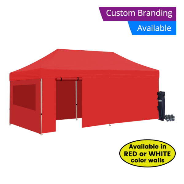 10x20 Solid Color Emergency Medical Tent