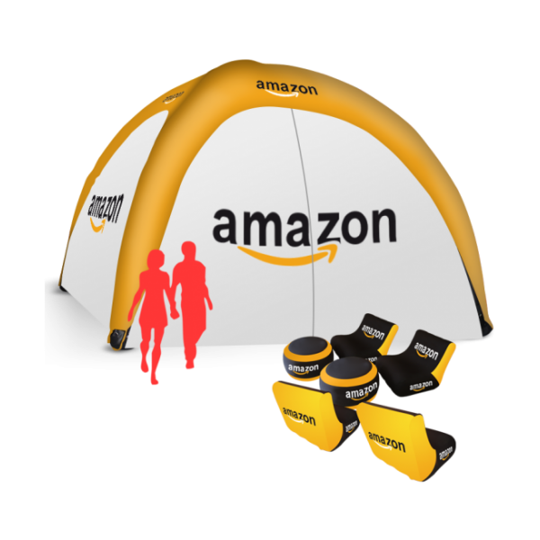 20x20 Inflatable Tent Package #19